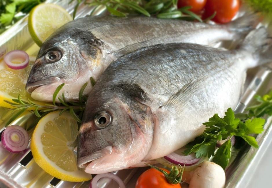 съедобные морские рыбы картинки первого